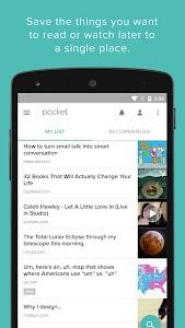 Pocket v6.3.2.0 beta