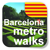 Barcelona Metro Walks - CA
