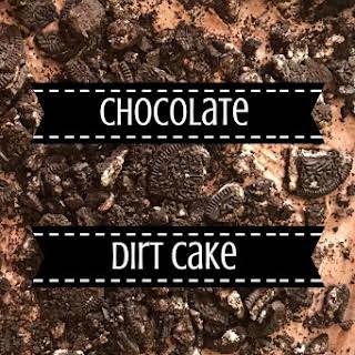 Dirt Cake With Chocolate Cake Recipes.