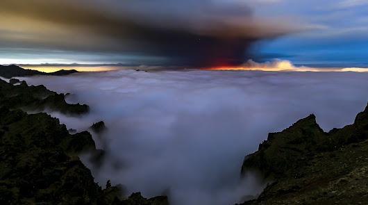 La solidaridad almeriense con los damnificados del volcán de La Palma