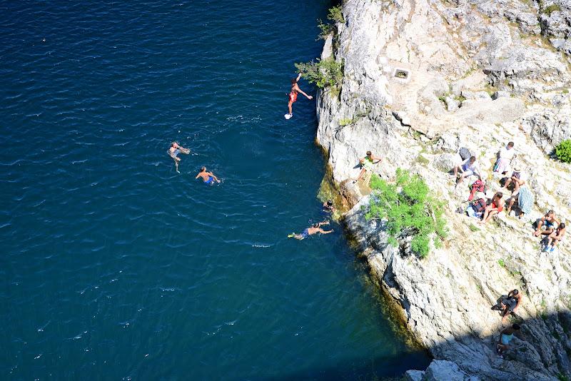 Un tuffo dove l'acqua è più blu di GVatterioni