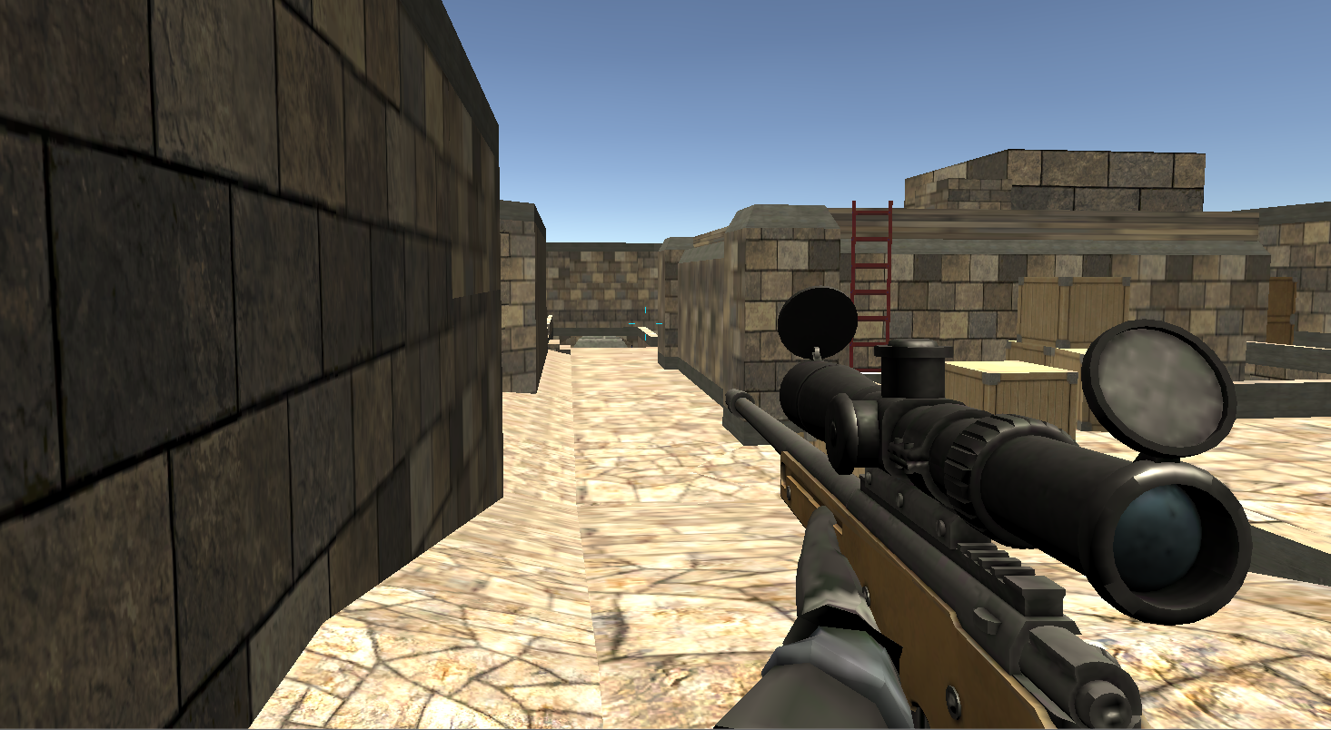 Counter Terrorist Strike Force- screenshot