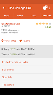 Foodler Food Delivery/Takeout- screenshot thumbnail