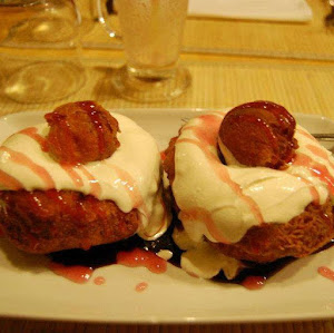Papanosh Dessert in Romania
