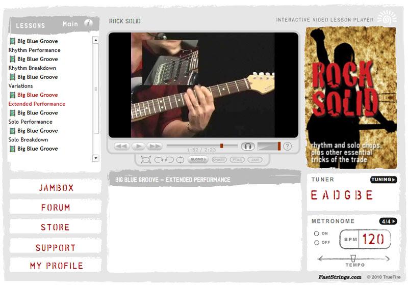 Jeff Scheetz - Rock Solid