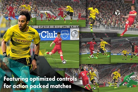 play PES 2017 PRO EVOLUTION SOCCER on pc & mac