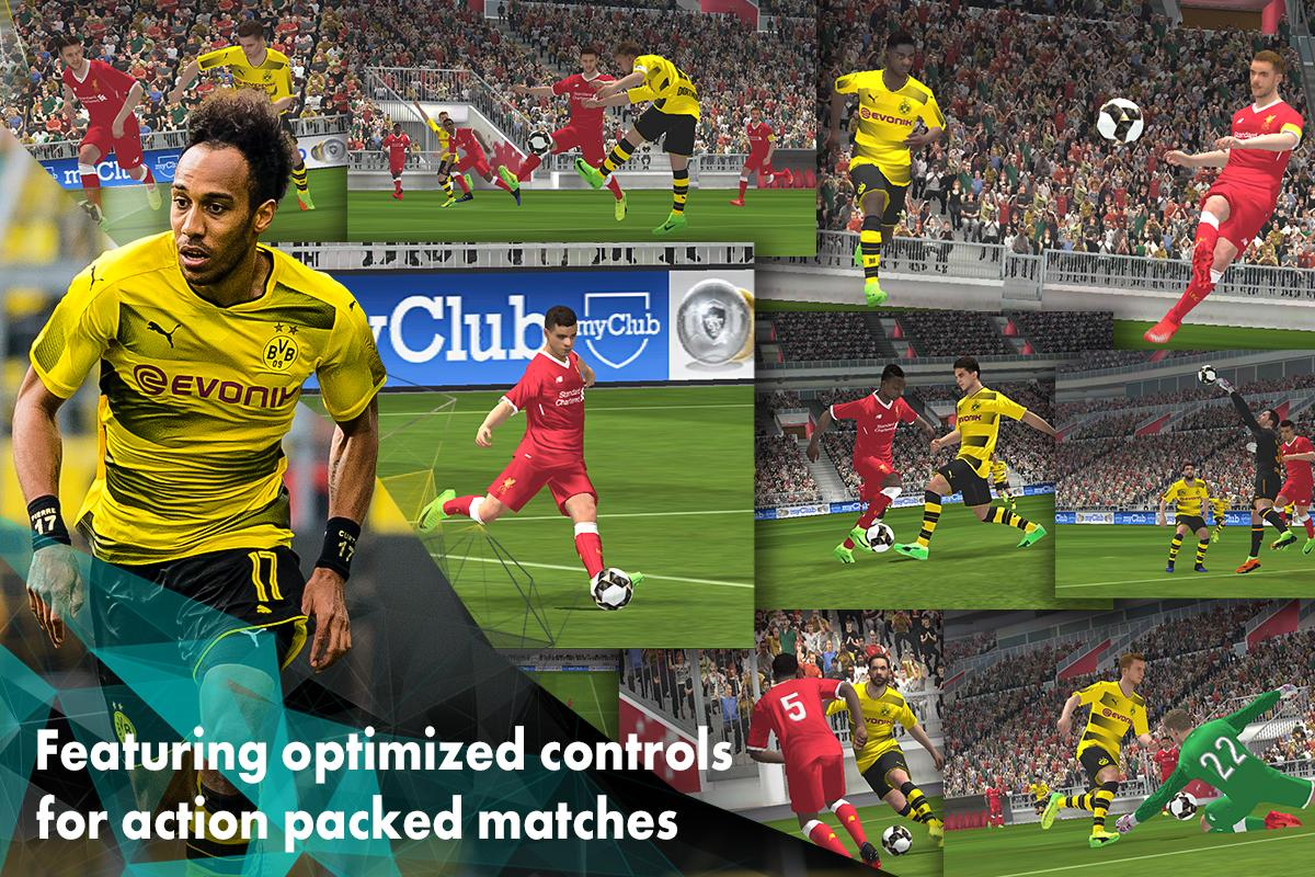 PES 2017 PRO EVOLUTION SOCCER- screenshot