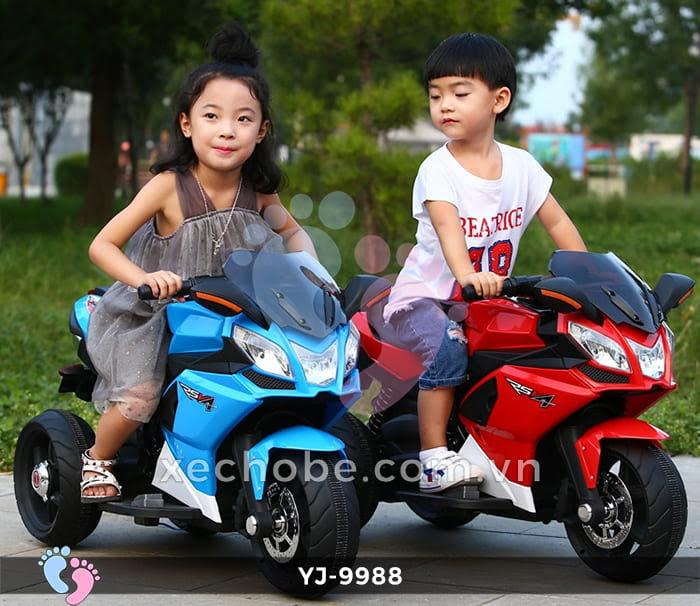 Xe mô tô điện trẻ em YJ-9988 2