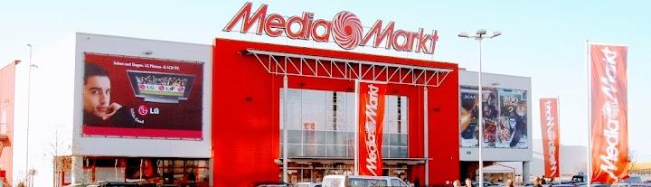 Mediamarkt, Fassade.