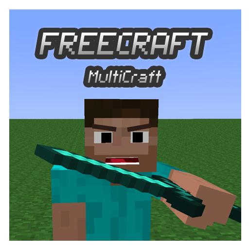 ヒントFreeCraft MultiCraft 書籍 App LOGO-硬是要APP
