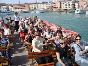 Photo: Wenecja - na pokładzie statku