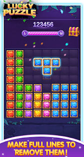 Game Lucky Puzzle - Best Block Game To Reward! APK for Windows Phone