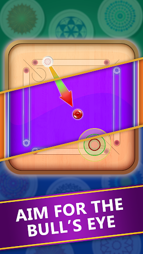 Carrom Disc Pool : Free Carrom Board Game modavailable screenshots 1