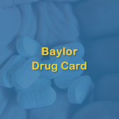 Baylor Drug Card