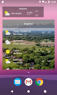 Brighton, East Sussex - Weather - náhled
