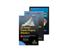 3D Printing Books & Projects
