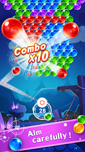 Bubble Shooter Genies 4