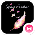 icon&wallpaper-Space Feather- icon