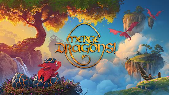 Merge Dragons! Screenshot
