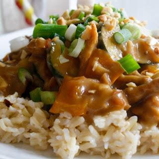 Kung Pao 'Chicken' [Vegan, Gluten-Free]