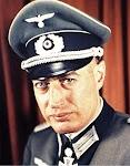 portret van Nazi officier Baacke