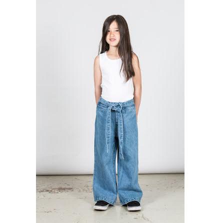 I dig denim Fo Wide Jeans