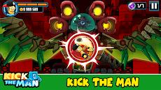 Kick the Man - Free shooting Action platformerのおすすめ画像3