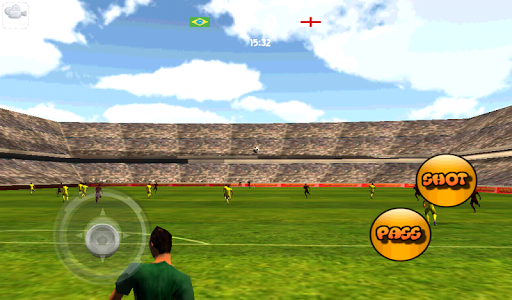 Free Real World Football Cup screenshot 20