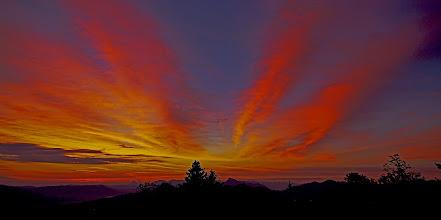 Photo: Natur-Erwachen - Offenbarung Sonnenaufgang Sunrise, am Gaisberg bei Salzburg  http://www.fotowedstrijd.nl/fotos/info/id/15943/