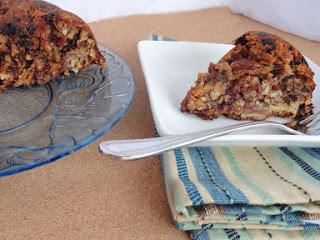 Pauline's Date Nut Cake Recipe