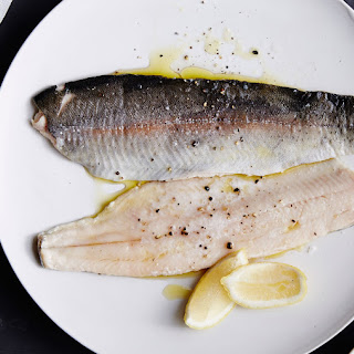 Olive Oil–Poached Trout