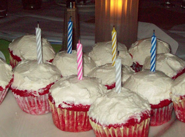 Red Velvet Cake/cupcakes Recipe
