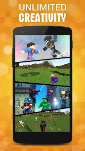 AddOns Maker for Minecraft PE Mod Apk (Full Unlocked) 4
