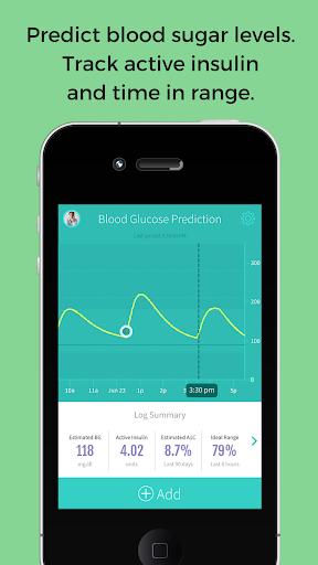PredictBGL Diabetes Logbook
