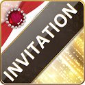 Make Party Invitation Cards icon