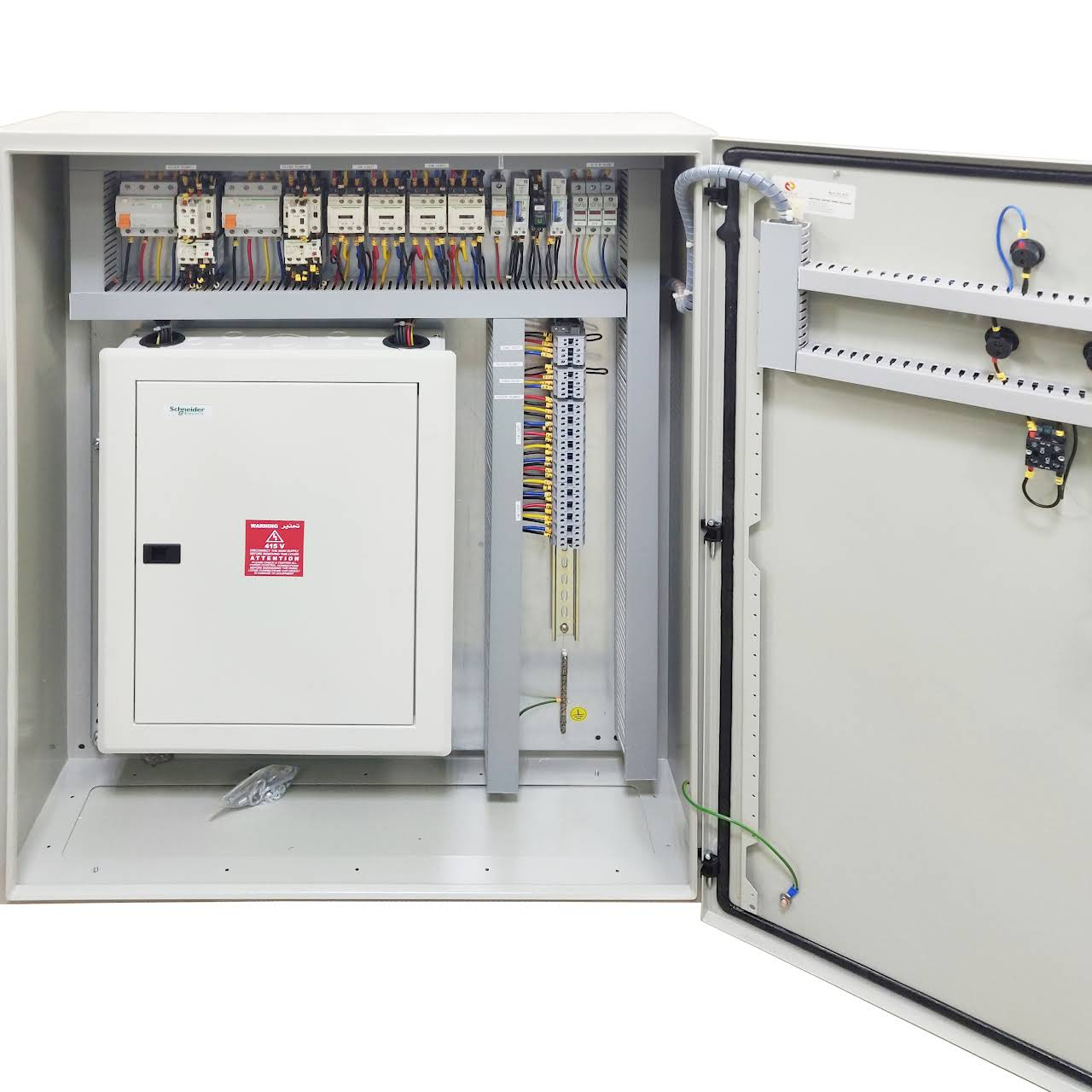 Safety Electrical Trading Co WLL - ASTA certified Switchgear