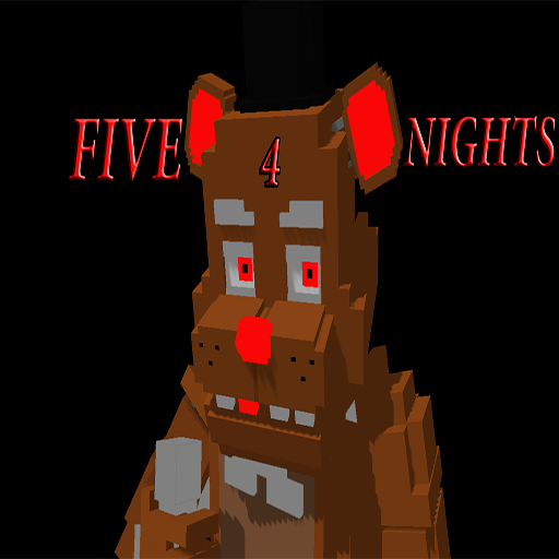 Five Nights 4 冒險 App LOGO-APP試玩