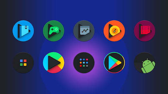 Baked – Icon Pack v1.1 [Patched] APK 6
