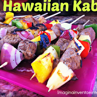 Hawaiian Kabobs