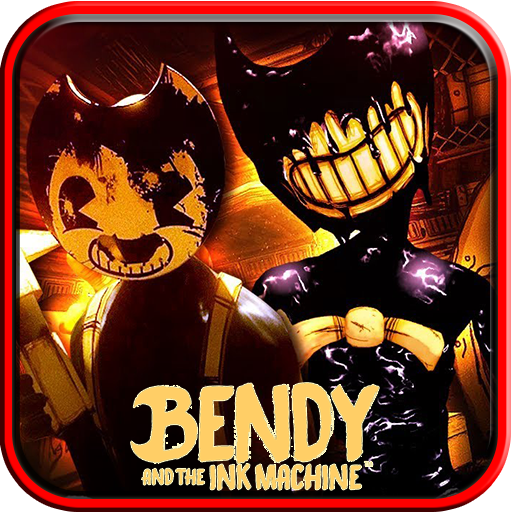 New Bendy amp Devil Horror Machine of ink 5