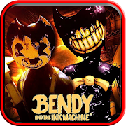 New Bendy & Devil Horror Machine of ink 5