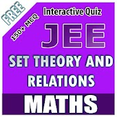 JEE-SET THEORY & RELATIONS