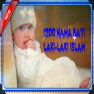 1200 Nama Bayi Laki-Laki Islam - náhled