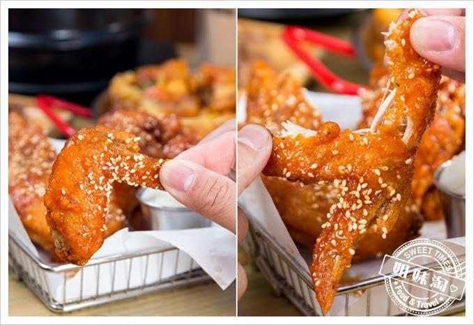 大月韓食創意料理菜單韓國炸雞