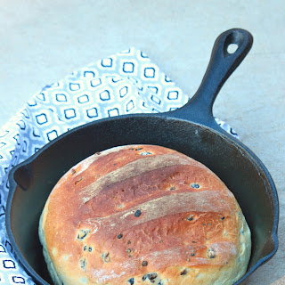 Moroccan Olive Bread – Vegan Olive Bread Recipe