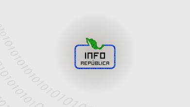 Photo: Identidad Corporativa Inforepublica por Luis Cabrera - Wallpaper