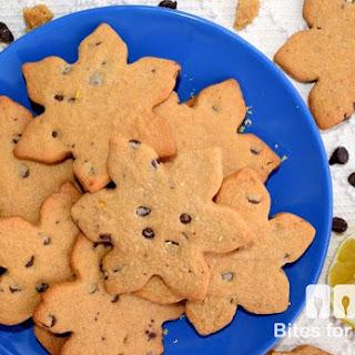 Lemon Chocolate Chip Sugar Cookies