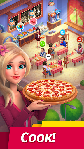 My Pizzeria - Stories of Our Time apkmr screenshots 1