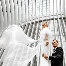 Fotografo di matrimoni Roman Pervak (Pervak). Foto del 26.12.2018