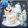 ユウリのウェディングケーキ